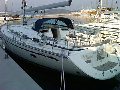 Bavaria 50 Cruiser (code:NAU 31) - Split - Charter boten Kroatië