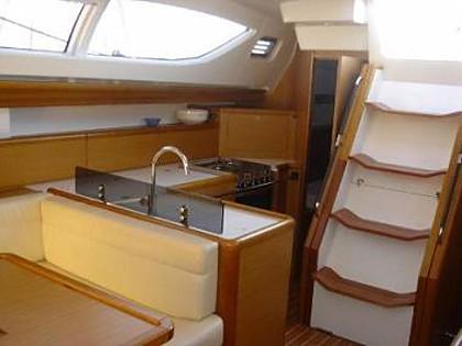 Sun Odyssey 45DS (CBM Realtime) - Split - Charter Boote Kroatien