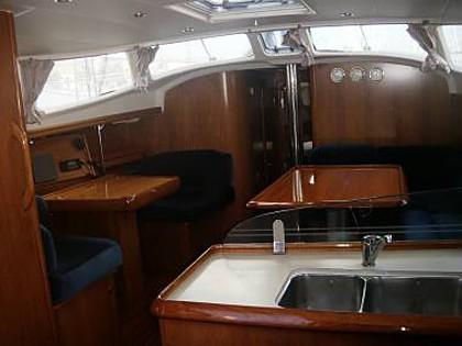 Sun Odyssey 43DS (CBM Realtime) - Vodice - Charter boten Kroatië