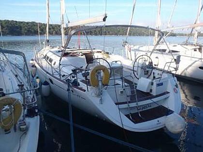 Sun Odyssey 49i (CBM Realtime) - Mali Losinj - Czarter statki Chorwacja