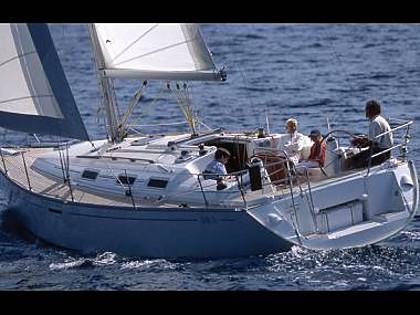 Dufour 385 (CBM Realtime) - Kastel Gomilica - Charter ships Croatia