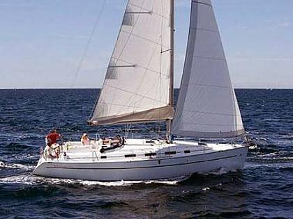 Cyclades 39.3 (CBM Realtime) - Betina - Charter hajókHorvátország