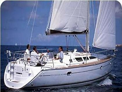 Jeanneau SO 40,3 (code:NAU 35) - Split - Charter Boote Kroatien
