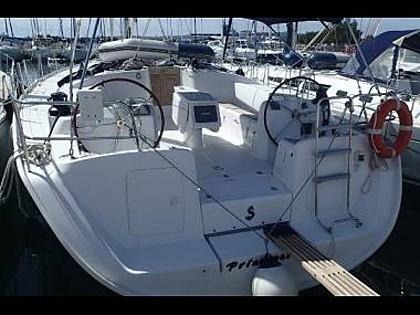 Cyclades 50.5 (CBM Realtime) - Sukosan - Charter boten Kroatië