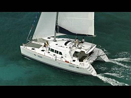 Lagoon 440 (CBM Realtime) - Sibenik - Charter boten Kroatië