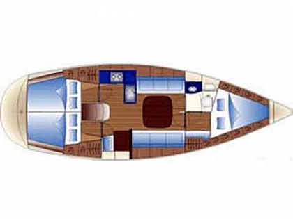 Bavaria Cruiser 36 (CBM Realtime) - Sukosan - Charter Boote Kroatien