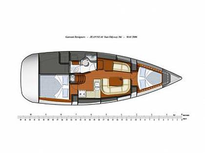 Sun Odyssey 36i (CBM Realtime) - Trogir - Charter embarcation Croatie