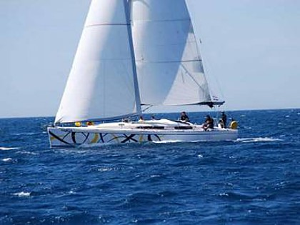 Salona 44 (CBM Realtime) - Primosten - Charter embarcation Croatie