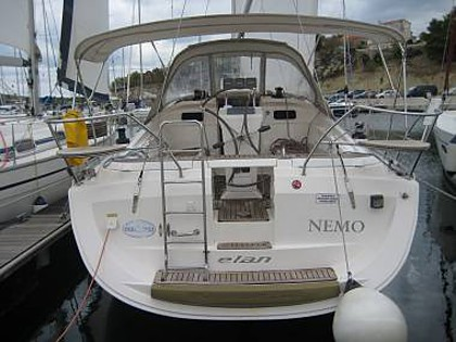 Elan 384 Impression (CBM Realtime) - Sibenik - Charter Boote Kroatien