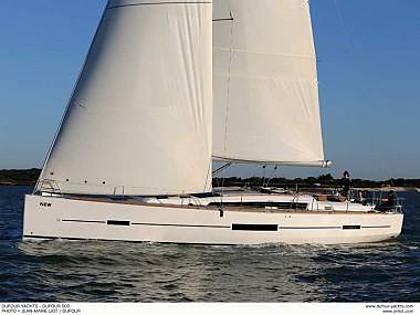 Dufour 500 GL (CBM Realtime) - Rogoznica - Charter boten Kroatië