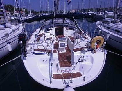Bavaria 46 Cruiser (CBM Realtime) - Pula - Charter boten Kroatië