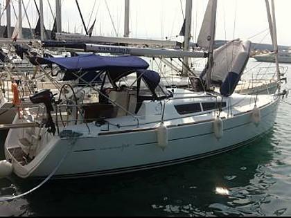 Sun Odyssey 33i (CBM Realtime) - Sukosan - Charter ships Croatia