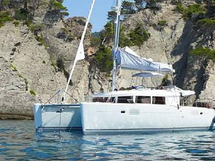 Lagoon 450 (CBM Realtime) - Biograd - Charter embarcation Croatie