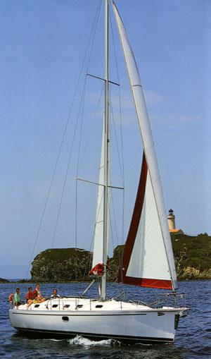 Gib Sea 43 (CBM Realtime) - Sukosan - Charter Boote Kroatien
