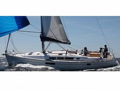 Sun Odyssey 44 i (CBM Realtime) - Vodice - Charter ships Croatia