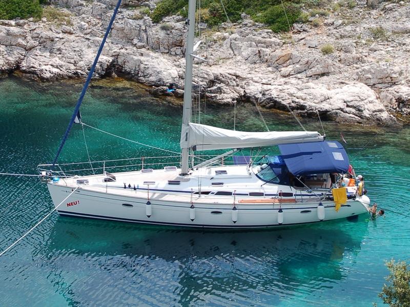 Bavaria 47 Cruiser (CBM Realtime) - Биоград - Чартер ХорватияХорватия
