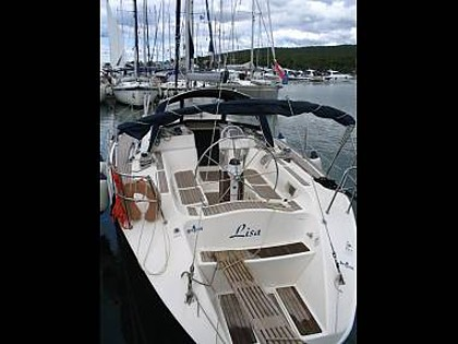 Elan 431 (CBM Realtime) - Pula - Charter boten Kroatië