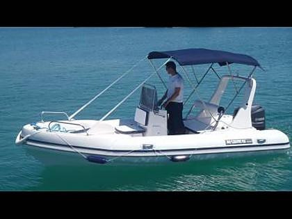 Maestral 555 (CBM Realtime) - Sukosan - Charter Boote Kroatien