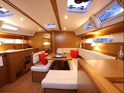 Sun Odyssey 44 i (CBM Realtime) - Sukosan - Charter boten Kroatië