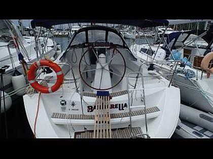 Sun Odyssey 36i (CBM Realtime) - Sukosan - Charter Boote Kroatien