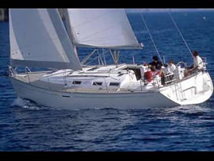 Dufour 385 (CBM Realtime) - Biograd - Charter hajókHorvátország