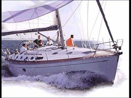 Dufour 45 (CBM Realtime) - Biograd - Charter plovila Hrvatska