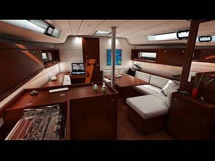 Oceanis 41 (CBM Realtime) - Trogir - Charter boten Kroatië