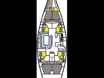 Sun Odyssey 52.2 (CBM Realtime) - Krvavica - Charter navi Croazia