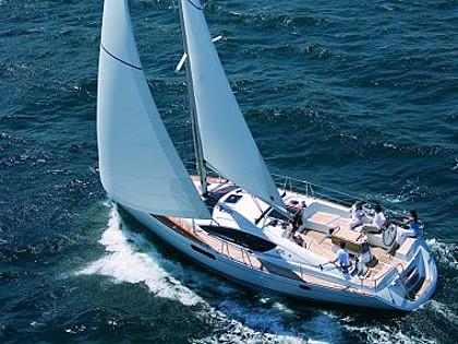 Jeanneau SO 45 DS (code:PLA 5) - Split - Charter ships Croatia