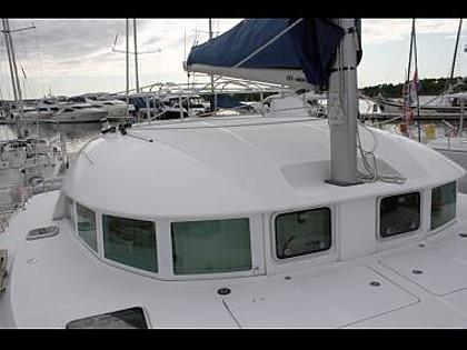 Lagoon 380 (CBM Realtime) - Sibenik - Charter navi Croazia