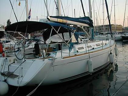 Dufour 425 (CBM Realtime) - Trogir - Charter plovila Hrvatska