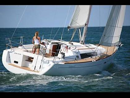 Oceanis 37 (CBM Realtime) - Dubrovnik - Charter ships Croatia
