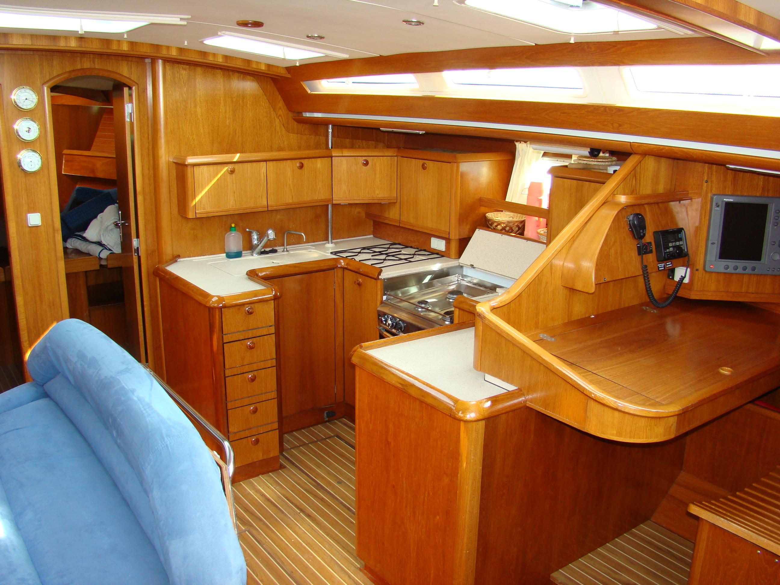 Sun Odyssey 52.2 Vintage (CBM Realtime) - Sukosan - Charter navi Croazia