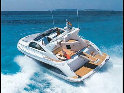 Fairline Targa 38 (CBM Realtime) - Sibenik - Charter boten Kroatië