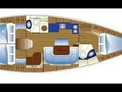 Bavaria 39 Cruiser (CBM Realtime) - Split - Charter plavidlá Chorvátsko