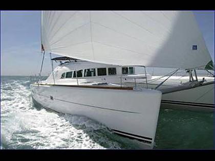 Lagoon 410 S2 (CBM Realtime) - Jezera - Charter embarcation Croatie