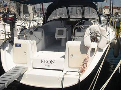 Cyclades 39.3 (CBM Realtime) - Trogir - Charter plavidlá Chorvátsko