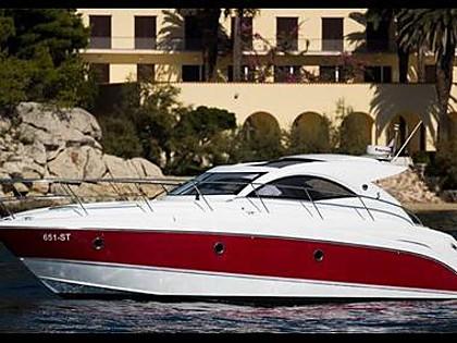 Monte Carlo 37 Hard Top (CBM Realtime) - Sukosan - Charter hajókHorvátország