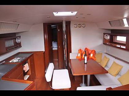Oceanis 45 (CBM Realtime) - Kastel Gomilica - Charter plovila Hrvaška
