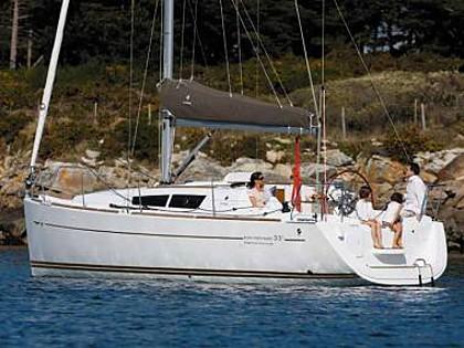 Sun Odyssey 33i (CBM Realtime) - Sukosan - Charter embarcation Croatie
