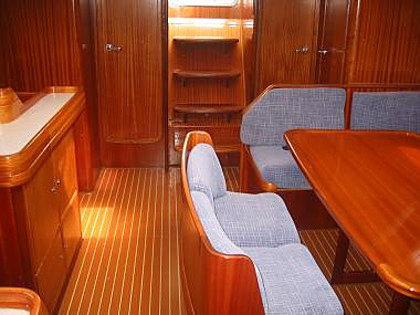 Bavaria 50 (CBM Realtime) - Vodice - Charter embarcation Croatie