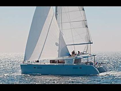 Lagoon 450 (CBM Realtime) - Sibenik - Charter Boote Kroatien
