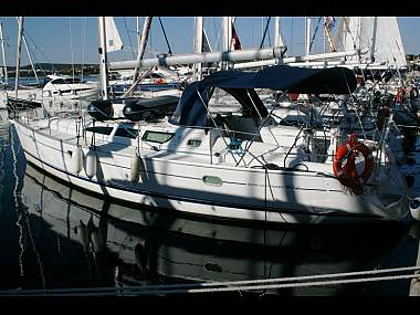 Sun Odyssey 40.3 (CBM Realtime) - Seget Donji - Charter navi Croazia