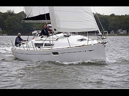 Sun Odyssey 36i (CBM Realtime) - Split - Charter plavidlá Chorvátsko