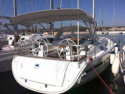Bavaria 40 Cruiser S (CBM Realtime) - Split - Charter plovila Hrvatska