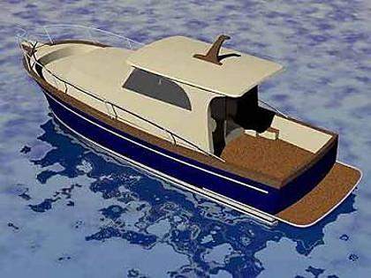 Marco Polo 12 (CBM Realtime) - Sibenik - Charter ships Croatia