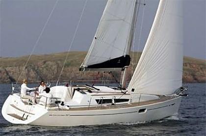 Jeanneau SO 36i (code:PLA 17) - Split - Charter Boote Kroatien