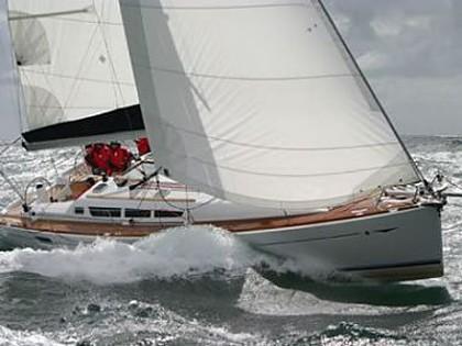 Jeanneau SO 37 (code:PLA 21) - Split - Charter ships Croatia