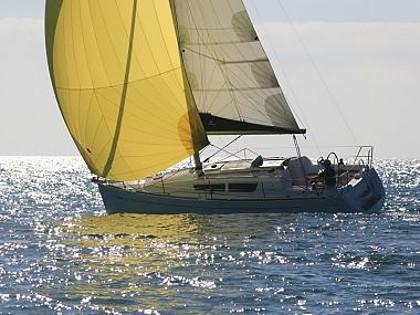 Jeanneau SO 33i (code:PLA 22) - Split - Charter embarcation Croatie
