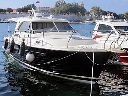 Adriana 36 (CBM Realtime) - Zadar - Charter navi Croazia